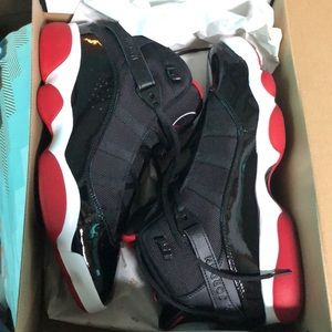 Men's size 10 Jordan's. Worn 1 time only!!